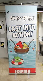 Angry Birds roll-up
