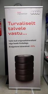 RollUp Audi