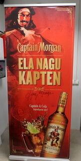 RollUp Captain Morgan