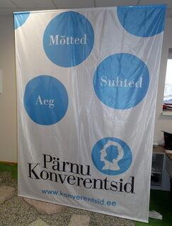 Tulostettu lippuneulos Pärnu Konverentsid