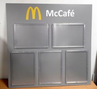 Infoständi McCafe