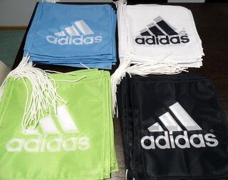 Purjevenen liput Adidas