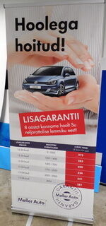 Roll-Up Moller Auto
