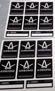 Logotarra Airborne