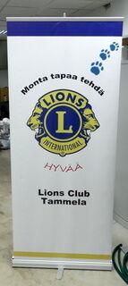 Roll-Up Lions Club Tammela