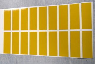 Heijastintarrat 30x85 mm