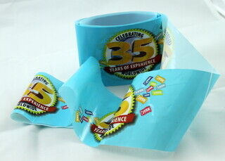 Mainosnauha  LDPE 50my