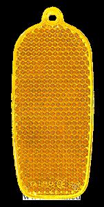Keltainen Kolmio Huutomerkki Auto